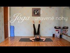17 MINUT JÓGY pro unavené nohy - YouTube Yoga Videos, Youtube, Fitness, Exercises, Sport, Per Diem, Gymnastics, Deporte, Exercise Routines