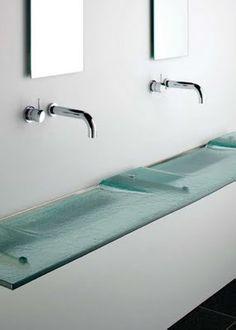 Decor em Tudo: A pia do banheiro será destaque em sua casa