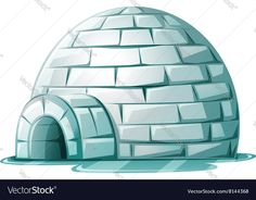 Find Igloo On Icy Ground Illustration stock images in HD and millions of other royalty-free stock photos, illustrations and vectors in the Shutterstock collection. Thousands of new, high-quality pictures added every day. Hut Images, Clipart Images, Free Vector Images, Vector Art, Mouse Photos, Light Blue Aesthetic, Snow Much Fun, Illustrations, Tatoo