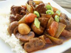 Hoisin Beef Stew