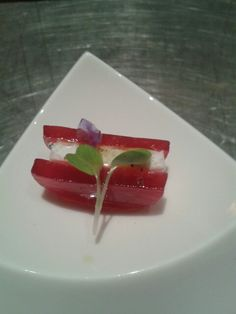 Goat chesee amuse