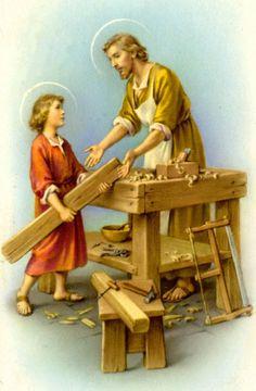 Oração a São José para encontrar trabalho