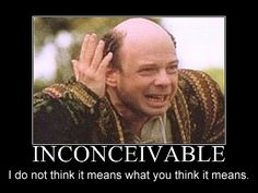 Epic movie! The Princess Bride
