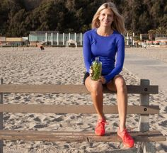 From meditation to runs on the beach, we love Nikki's routine from start to finish.
