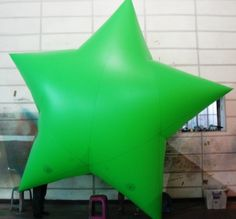 Helium Star Inflatable