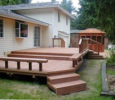 Covered deck 16x20 with metal roof double wide queen for 16x20 deck plans