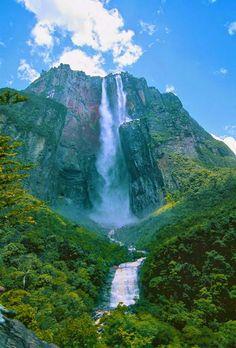 Angel Falls Canaima National Park, Venezuela