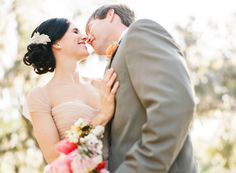 pretty hair comb   Katie Stoops + Adam Barnes #wedding