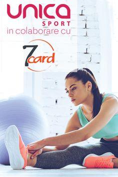 Incepand cu luna noiembrie, Unica Sport lanseaza colaborarea cu 7card pentru a promova un stil de viata activ in randul angajatilorcorporate.