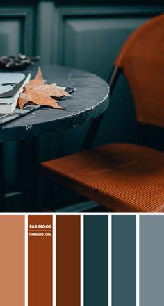 Orange Color Palettes, Color Schemes Colour Palettes, Green Colour Palette, Colour Combo, Bedroom Colour Palette, Bedroom Color Schemes, Bedroom Colors, Decorating Color Schemes, Emerald Green Bedrooms