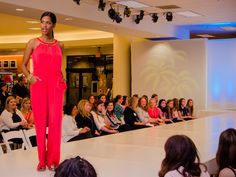 #BelkScene | Belk Department Store's Spring Fashion Show | Raleigh Special Event Catering