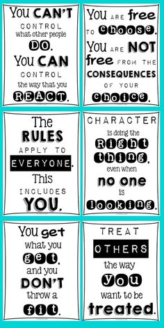 Classroom Posters For Every Teacher: