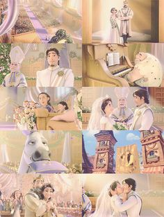 Haha. Love Maximus! -cf Tangled wedding