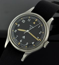 Smith's Military Watch