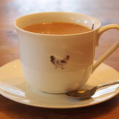 Chickens China Cup & Saucer £16.00