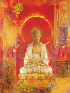 Bouddha de la Meditation sur l'Amour