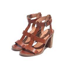 madewell huston gladiator sandal: pop singer-songwriters lucius's pick. #madewellxspotify