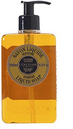 L'Occitane 'Verbena' Shea Butter Liquid Soap