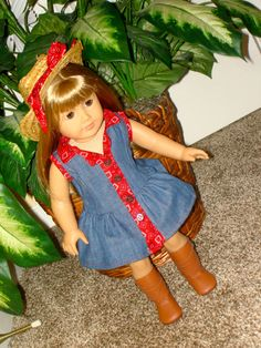 1000 Images About American Girl Doll Western Wear Dresses