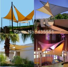 Brand New Easy Up Roof Top Canvas Awning Fabric Sun Shade Sail Roof Top Canopy 12FT $46.99