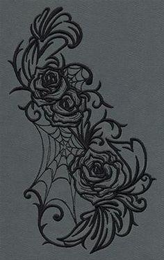 Gothic Gala - Roses_image