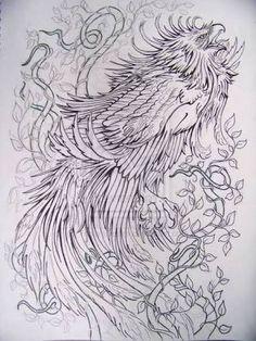 Resultado de imagem para japanese phoenix