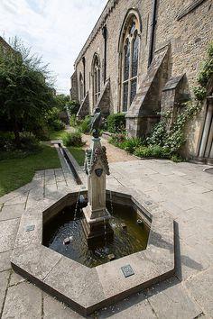 Queen Eleanor's Garden. Winchester