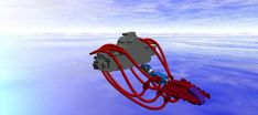 LEGO Na Kika vs Titan Seeker by KellHound270 on DeviantArt Kraken, Lego, Deviantart, Legos