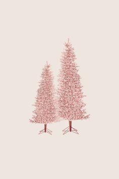 Wallpaper Natal, Christmas Phone Wallpaper, Holiday Wallpaper, Winter Wallpaper, Christmas Icons, Pink Christmas, Christmas Themes, Cute Wallpaper Backgrounds, Pretty Wallpapers