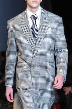 #Versace Men's Details A/W '13
