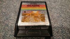 """Atari 2600 Game """"Atlantis"""""""