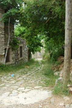Old Datça TURKEY