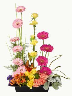 Flowers On Pinterest Christmas Flower Arrangements