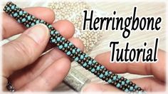 Herringbone rope tutorial - How to make a herringbone spiral