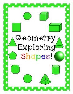 2nd/3rd grade geometry fun