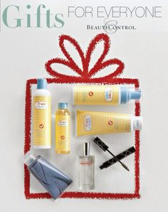 BeautiControl Spa Product Gifts for Everyone