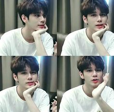 I really love ong seung woo