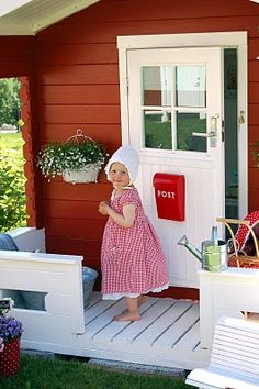 what is a doll house without the doll :)  silje-sin: Mitt år, del 1