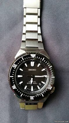 Seiko Prospex ad: 886€ Seiko Transocean Ref. No. SBDC 039; Steel; Automatic; Condition 1 (mint); With box; With papers; Location: Polan