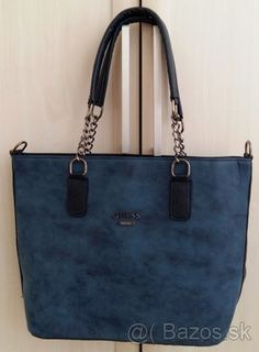 Damska kabelka Guess- modra - 1