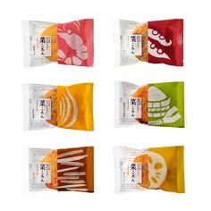 揚げかまぼこ「菜ころん」 Rice Packaging, Biscuits Packaging, Bread Packaging, Food Packaging Design, Plastic Packaging, Packaging Design Inspiration, Japanese Packaging, Rice Balls, Japan Design