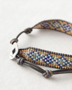 seed bead bracelets on Pinterest