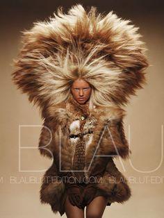 Photographers: Abrar & Hoving / Blaublut Edition, Model: Ellen Danesjo