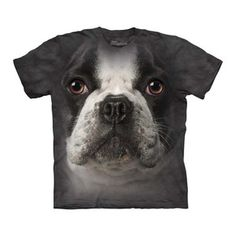 French Bulldog Face Tee Adult now featured on Fab.