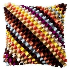 Missoni for Target Colore Loop Toss Throw Pillow