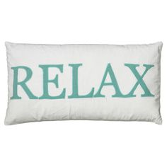 Relax Pillow - Comfort & Color