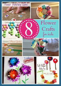 Toddler Approved!: Spring Art: Baggie Painted Flowers