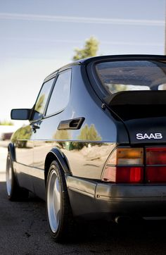 SAAB 900 SPG.. still not winning me over.