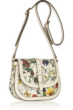This Gucci bag reminds me of the early '00s, Tom Ford, and Jessica Stam with a black bob... AKA love.