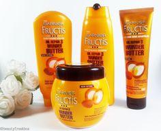 Garnier Fructis Oil Repair Wunder Butter  #garnierwunderbutter #wunderbutter #haarpflege #garnier #garnierfructisoilrepair #garnierfructis #dmdrogerie #budni #rossmann